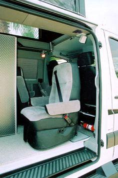 Sportsmobile Custom Camper Vans - Tailgater Vans