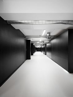 A picture of perfection; but I'd need a Segway to get to the end of this hallway.