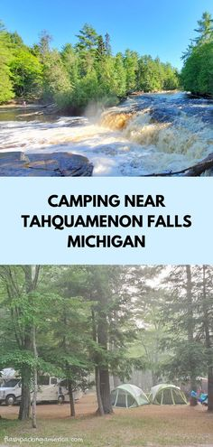 michigan road trip to great lakes. best places to visit in the midwest. hiking, camping, campground. us outdoor travel destinations. vacation spots, ideas, places in the US. michigan things to do upper peninsula up north. US outdoor vacation road trip midwest. rv camping. tent camping. backpacking trails.