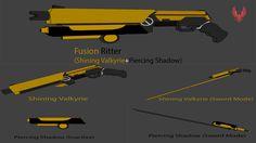 Fusion Ritter by Accel-Phoenix.deviantart.com on @DeviantArt