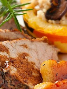 Caribbean-inspired spices give this slow cooker pork recipe a fun twist. Throw everything in the slow cooker the night before, then start cooking in the morning before you leave the house.