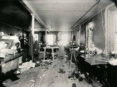Triangle Shirtwaist Factory Fire, the largest industrial accident in the history of New York City. Interviews, Photos, Audio Recordings, etc.