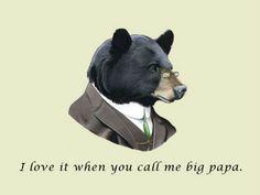 Oversized Black Bear print - Ryan Berkley Illustration - or - Modern Decor - Modern Nursery - Modern Kids - Woodland Portrait Art, Pet Portraits, Ours Grizzly, Kids Prints, Art Prints, Animal Prints, Woodland Art, Bear Illustration, Animal Illustrations