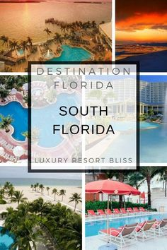 Best South Florida Luxury Resorts