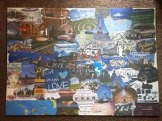 Our 2013 vision board