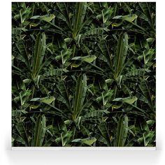 Crazy Banana Emerald Summer Paradise, Gold Wallpaper, Tropical Leaves, Repeating Patterns, Wall Design, How To Dry Basil, Banana, Ceilings, Bespoke