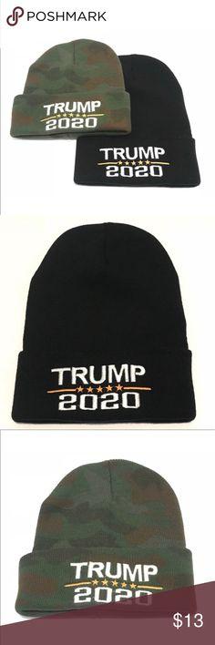 b630c4bb2f5 PRESIDENT DONALD TRUMP 2020 QUALITY BEANIE HAT CAP PRESIDENT DONALD TRUMP  2020 ELECTION - MAGA -