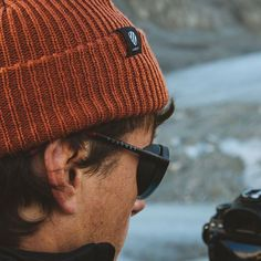 The profile of an adventurer: responsive, reflective, active, agile. The Vuarnet ice as worn by Jon Sanchez in Jasper National Park.  vuar.net/2iG6aWe #sunglasses #mensunglasses #womensunglasses #polarizedsunglasses #fashion