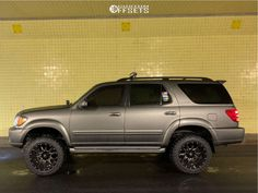Toyota Sequioa, Toyota Tundra 4x4, Tyre Fitting, Wheels And Tires, My Ride, The Outsiders, Trucks, Cars, Gallery