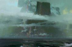 Concept art for Guild Wars 2