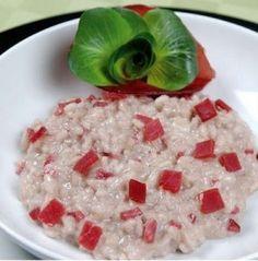 Cosa cucinare per Pasqua 2012? Ricetta del risotto con la bresaola