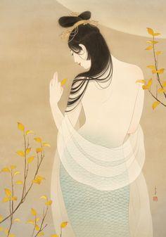 浮魚〈母、あるいは〉(2015年) Matsuura Shiori 松浦シオリ