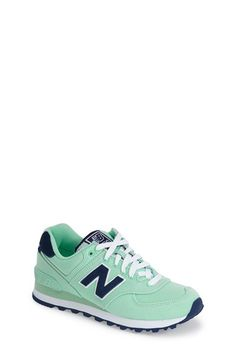 more photos 5399a ff218 Free shipping and returns on New Balance  574  Sneaker (Women) at Nordstrom