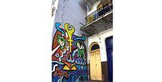 Arte nas Ruas, Buenos Aires revista vida simples