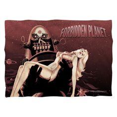 Forbidden Planet/Poster 20x28 Pillowcase