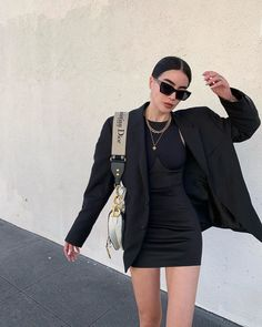 Outfits Of The Week: October - Brittany Xavier Adrette Outfits, Classy Outfits, Trendy Outfits, Fashion Outfits, Beach Outfits, Summer Outfits, Blazer Outfits, Simple Outfits, Looks Chic