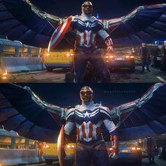 Avengers Team, Marvel Avengers, Captain America Suit, Man Thing Marvel, White Wolf, Red Wing, Disney Marvel, Marvel Memes, Winter Soldier