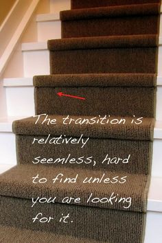 Carpet Runners For Stairs On Pinterest Stair
