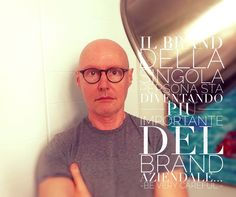 #photooftheday #brand #singleperson #getting #moreimportant #corporate #brand #becareful #maurofanfoni