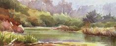 Tecolote Creek      6 x 12
