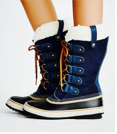 Product Image: Joan of Artic Shearling Weather Boot