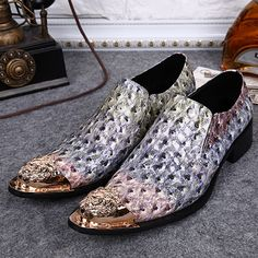 Find More Men's Casual Shoes Information about Luxury Brand Style Head Layer Cowhide Color Personality Business Casual Dress Genuine Leather Pointed Iron Head T Foreign Shoes,High Quality shoe casual,China dress shoes fashion Suppliers, Cheap shoe bags for travel from World famous brand discount store on Aliexpress.com