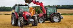 MF 5700 Dyna-4 Tractors, Netherlands, The Nederlands, The Netherlands, Holland