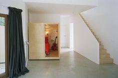 minimalistische Wohnzimmer von RAUM