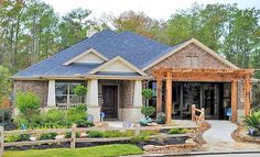 Welcome Home Center: Travertine Plan Imperial Oaks: Summit Springs