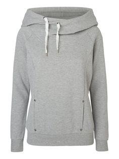 Grey sweatshirt from VERO MODA. A weekend must have.