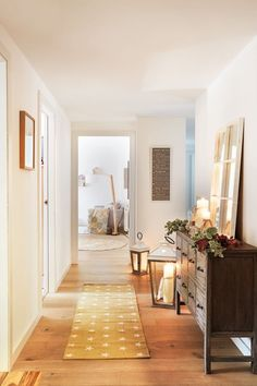 Home, sweet home Zara Home, Home Decoracion, Relaxation Room, Terrazzo Flooring, Hallway Decorating, Farmhouse Chic, Home Decor Bedroom, Decoration, Ideal Home