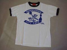 80'S当時物 クリームソーダ ピンクドラゴン 50'S ロカビリー ブラックキャッツ 昭和レトロ 1980_画像4 Cream Soda, Mens Tops, T Shirt, Style, Fashion, Supreme T Shirt, Swag, Moda, Tee Shirt