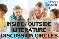 Literature circles, or book clubs are an effective way to get kids talking about books. Click To Tweet   Engaging discussions allows students to stretch their thinking, and deepen their comprehension and understanding of the text.   When you begin literature circles or book clubs, you can help anchor student discussions with Book Club Task Cards. The …