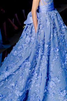 """chiffonandribbons: """"Zuhair Murad Couture S/S 2016 """""""