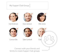 Supper Club App