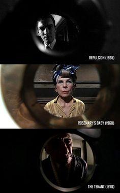 Roman Polanski's peepholes