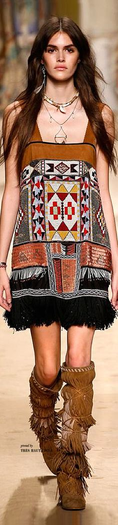 MFW Etro Spring Summer 2015 | The House of Beccaria~
