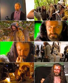 The Hobbit: An Unexpected Journey - behind the scenes