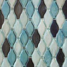 Silhouette Glass Mosaics - Charming