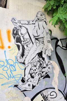 Street Art - Exarchia