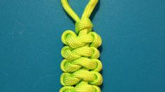 How To Tie The Emperor Snake Knot - DIY Crafts Tutorial - Guidecentral