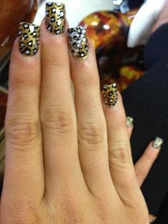 love these nails....inspired;)