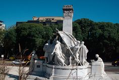 monumento-a-jose-pedro-varela Uruguay Tourism, Tour Guide, Statue Of Liberty, Mount Rushmore, Tours, Mountains, World, Travelling, Statue Of Liberty Facts