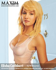 Cuthbert Celebrity nude elisha