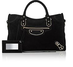 d4a0d6eb23 Balenciaga Metallic Edge City at Barneys New York Edge City, Designer  Crossbody Bags, Balenciaga