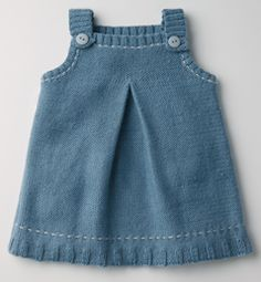 mignonne robe - baby dress/jumper
