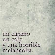 Resultado de imagen para cigarros y cafe tumblr