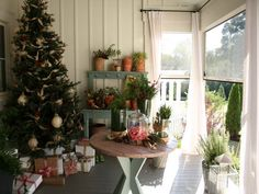 Southern Living Christmas | 18 Photos of the Southern Living Christmas Decorations