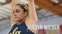 Jordyn Wieber: Four Years Later (presented by Tumbl Trak) Love her