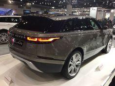 Range Rover Velar Vancouver Auto Show 2017 - Uhren - Cars Range Rovers, Range Rover Car, Best Small Suv, Best Suv, Suv Cars, Jeep Cars, Best Luxury Cars, Luxury Suv, Jeep Wranglers
